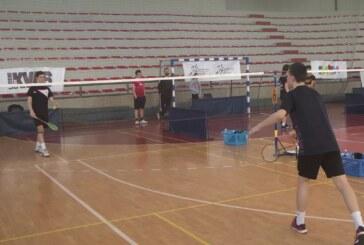 Juniorski kup u badmintonu u kruševačkoj Hali sportova
