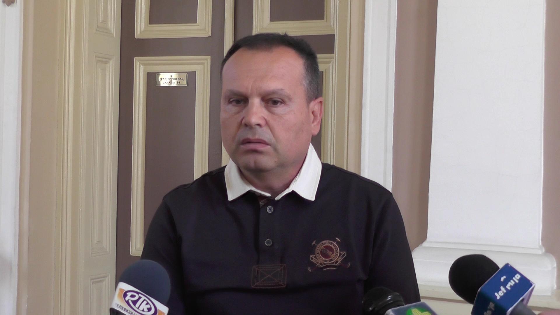 U Gradskoj upravi Kruševac održan sastanak Privredno – operativnog štaba