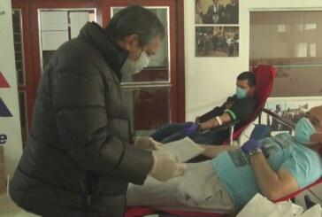 Akcija dobrovoljnog davanja krvi u prostorijama Gradskog odbora SNS Kruševac