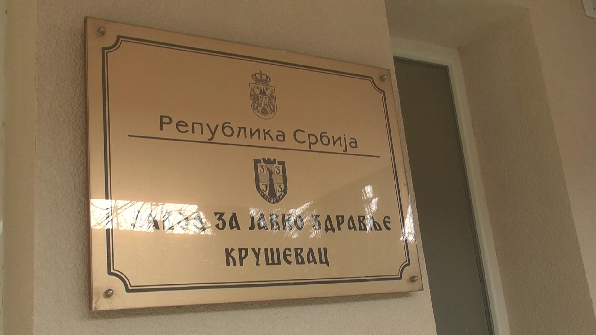 Na području Kruševca za sada pod zdravstvenim nadzorom 738 lica koja su doputovala iz inostranstva