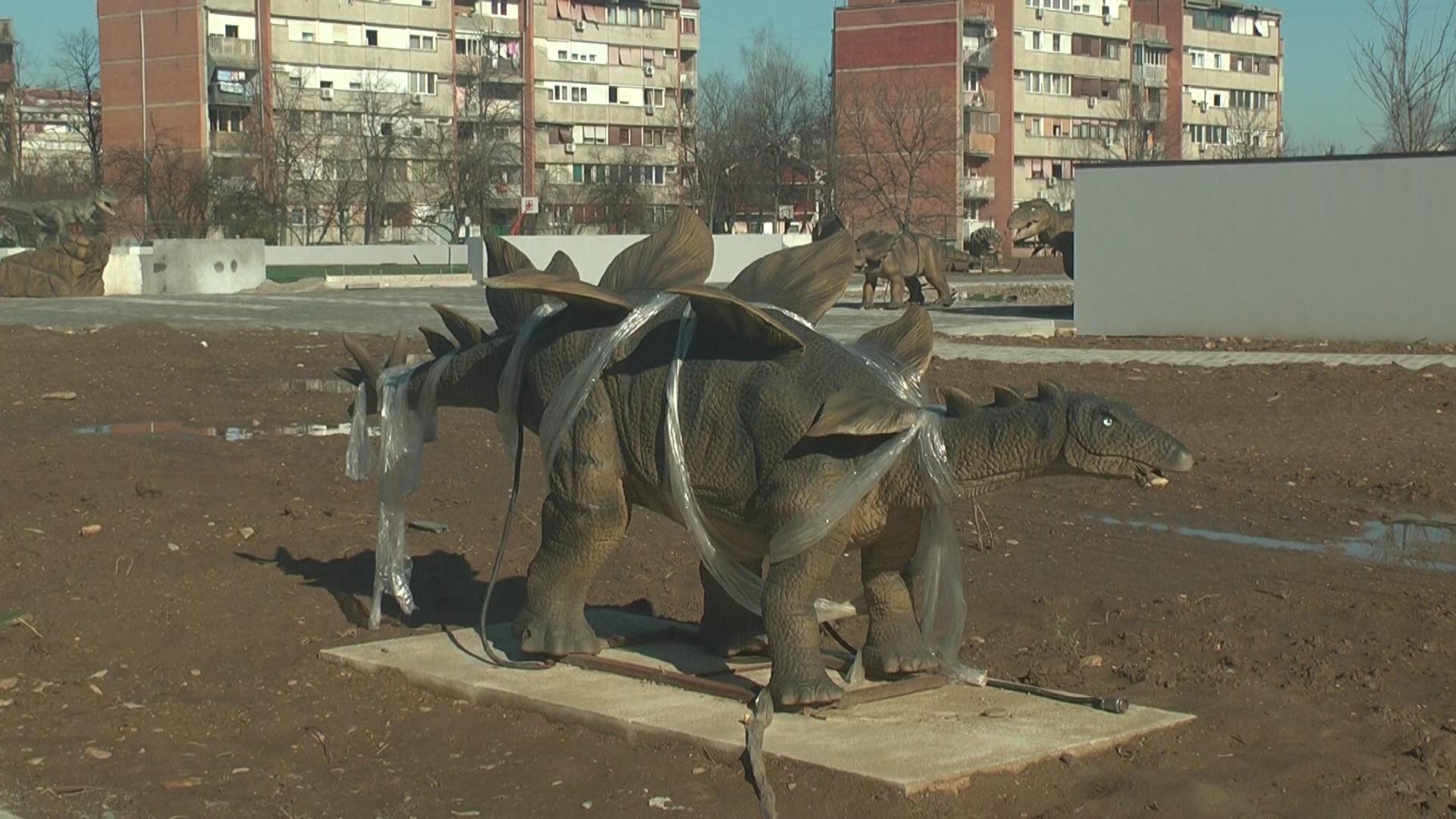 Ministarstvo trgovine, turizma i telekomunikacija odobrilo sredstva za nastavak izgradnje Zabavnog parka Šarengrad