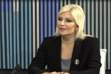 RAZGOVOR S POVODOM TV Kruševac: Zorana Mihajlović, potpredsednica Vlade Srbije
