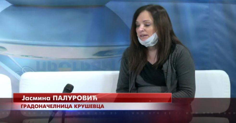 Gradonačelnica Jasmina Palurović: Mere koje sprovodimo imaju za cilj da se sačuvaju životi i spreči širenje virusa korona