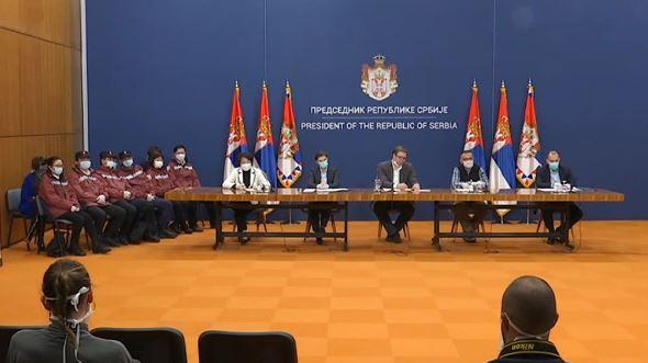 Treća žrtva KOVIDA-19 u Srbiji, počinje masovno testiranje po savetu kineskih stručnjaka