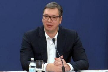 Povodom Dana primirja predsednik Vučić dodelio odlikovanja pojedincima i institucijama koji su se istakli u borbi na suzbijanju koronavirusa
