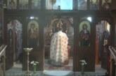 Praznik Blagovesti proslavljen Svetom Liturgijom