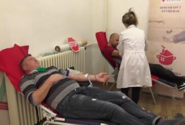 """Udruženje """"Majka Jevrosima"""" u akciji dobrovoljnog davanja krvi prikupilo 42 jedinice krvi"""