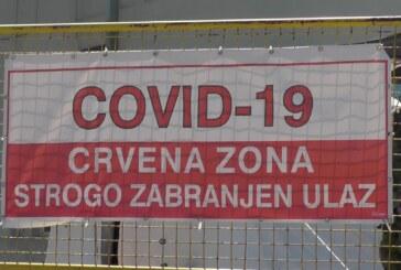 U Kovid bolnici u Hali sportova trenutno se nalaze 42 pacijenta