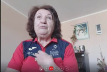 Jugoslovenski asovi atletike: Vera Nikolić danas