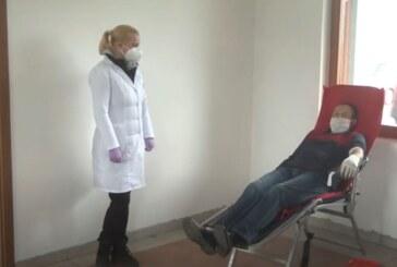 Akcija dobrovoljnog davanja krvi u Velikom Šiljegovcu