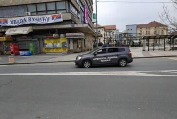 Za poslednja 72 sata pripadnici Policijske uprave Kruševac na teritoriji Rasinskog okruga reagovali u 18 slučajeva kršenja zabrana u okviru Vanrednog stanja