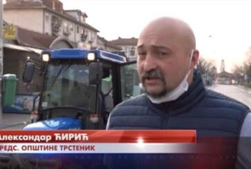 Dezinfekcija u opštini Trstenik je maksimalna