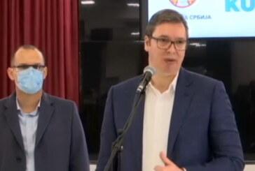 Predsednik Vučić: Srbija uradila sve što je mogla