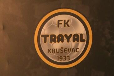 U nastavku prvenstva Prve lige Srbije fudbaleri Trajala igrali nerešeno sa ekipom Sinđelića