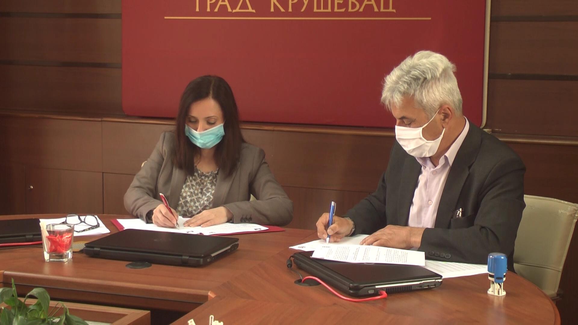 U GU potpisani sporazumi u okviru Lokalnog akcionog plana zapošljavanja za 2020. godinu