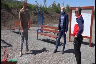 Meštani Beljika, po prvi put, dobiće dečje igraliste