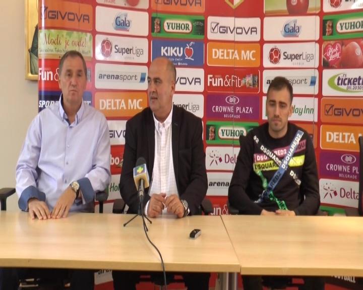 FK Napredak: Konferencija za novinare pred subotnji meč