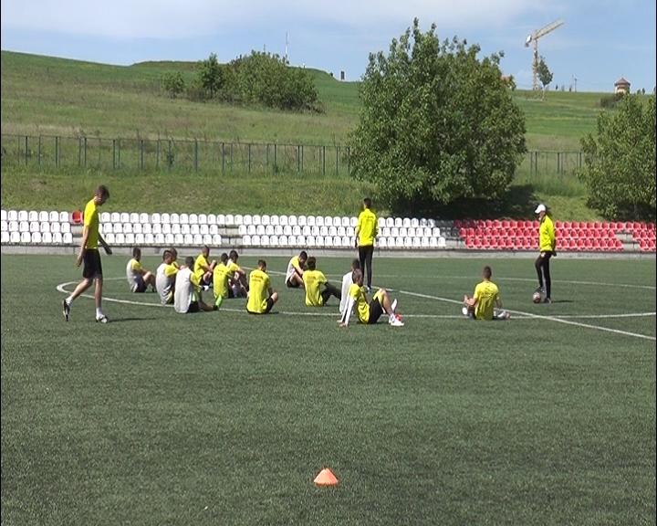 Fudbaleri Trajala vratili se na teren i počeli satreninzima