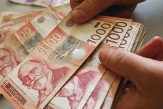 Usvojen Predlog zakona o isplati 20 evra svim punoletnim građanima