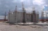 Izgradnja novog Sabornog hrama Svetih Arhangela na Bagadali