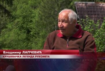 Prvi maj na Jastrepcu: U poseti Vladimiru Lapčeviću – legendi kruševačkog rukometa