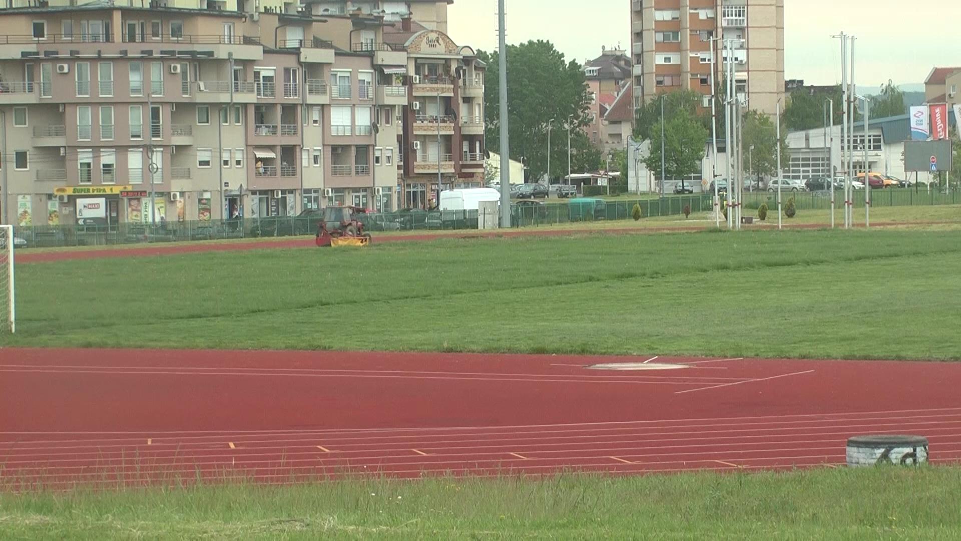Kadeti Atletskog kluba Kruševac započeli su sa treninzima
