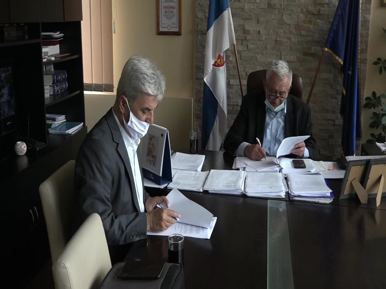 U Varvarinu potpisan sporazum o realizaciji lokalnog akcionog plana zapošljavanja za 2020. godinu