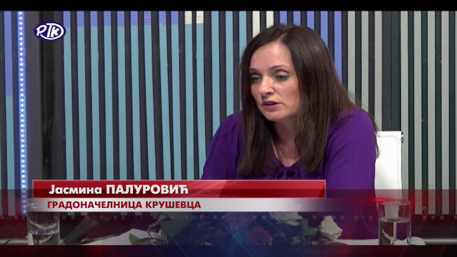 RAZGOVOR S POVODOM: Gradonačelnica Jasmina Palurović