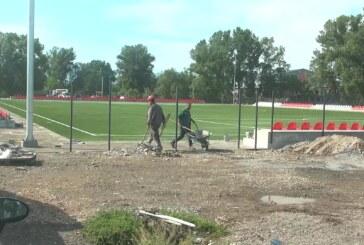 Radovi na izgradnji Borčevog stadiona ulaze u završnu fazu