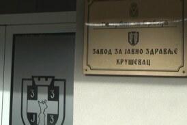 Prema poslednjim podacima u Rasinskom okrugu još 217 novih slučajeva koronavirusa – 112 u Kruševcu, u Trsteniku 36