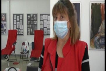 U organizaciji Crvenog krsta Trstenik vanredna akcija dobrovoljnog davanja krvi