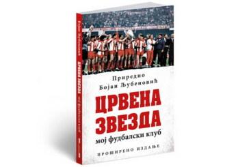 KNJIGA NEDELJE: Crvena zvezda – moj fudbalski klub