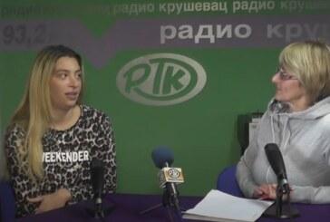 Katarina Jovanović u Panorami Radio Kruševca: Pandemija koronavirusa zatekla je na Kubi