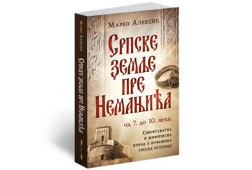 VIKEND SA KNJIGOM: Srpske zemlje pre Nemanjića od 7. do 10. veka