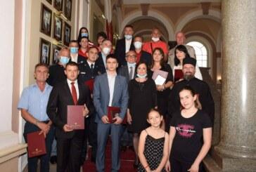 Na Svečanoj sednici Skupštine grada uručena Vidovdanska nagrada, plakete i pohvale