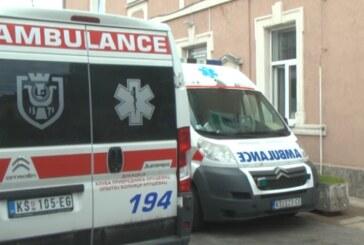 Služba Hitne pomoći u Kruševcu tokom vikenda imala povećan obim posla