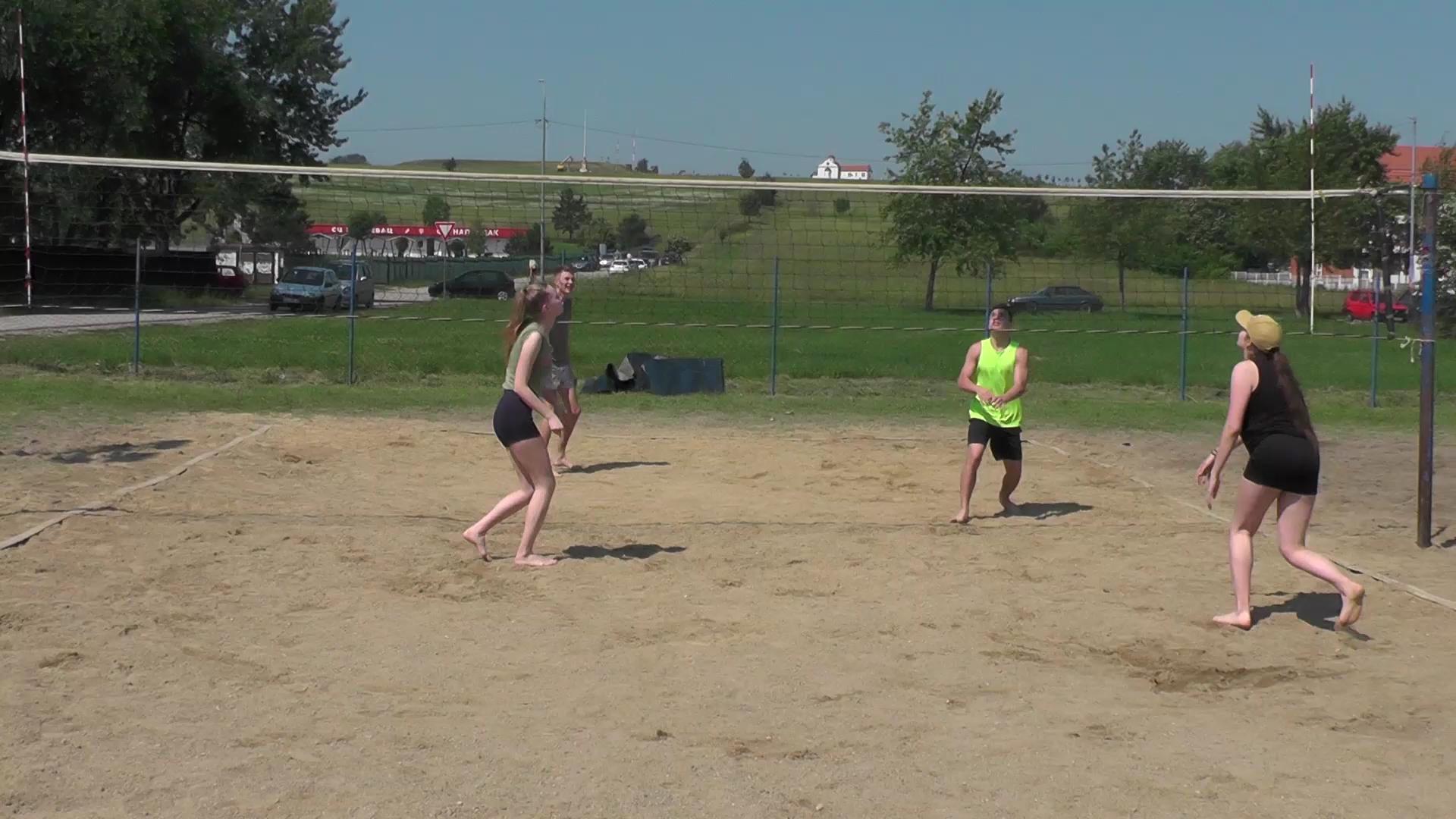Vidovdanski turnir u odbojci na pesku