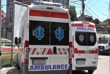 Ovog vikenda Hitna pomoć imala povećan broj intervencija i poziva pacijenat