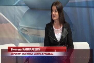 Kulturni centar Kruševac tokom juna vraća se redovnim programima