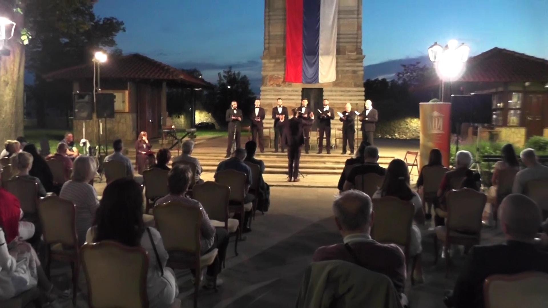 Po 11. put održan poetsko-muzički tiptih Raspeto Kosovo