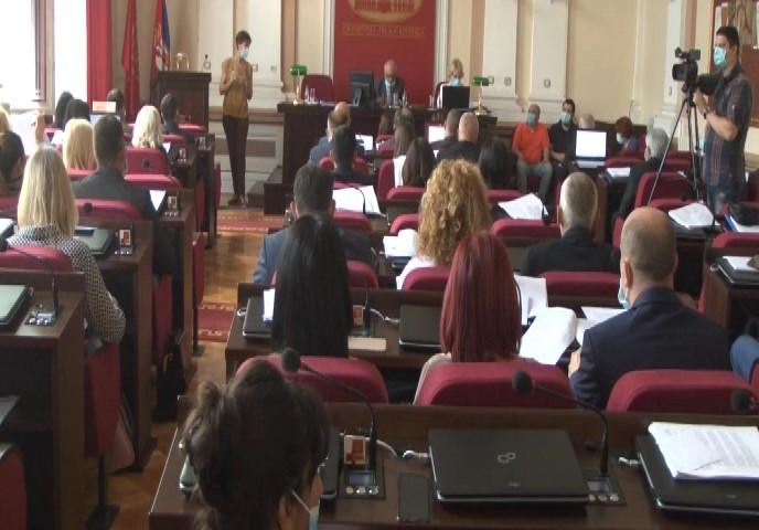 Odbornici u Skupštini Grada Kruševca održali poslednju sednicu u ovom sazivu