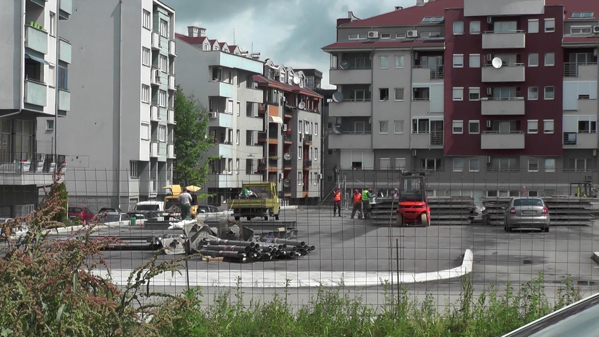 U Kruševcu za oko mesec dana još jedna javna garaža
