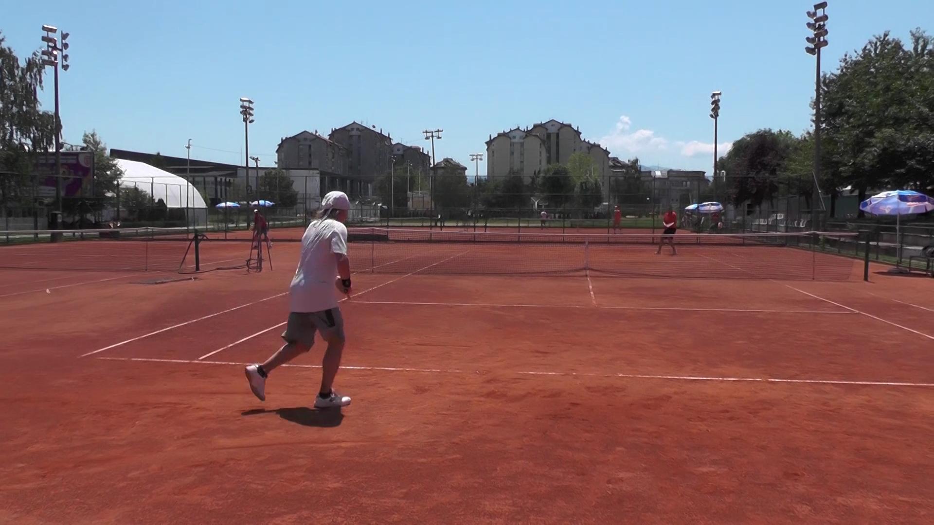 Tradicionalni teniski turnir u okviru proslave Vidovdana