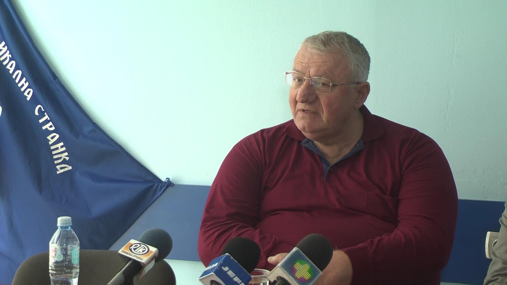 IZBORI 2020 – Dr Vojislav Šešelj u Kruševcu: Izborni cilj – još snažnija opozicija
