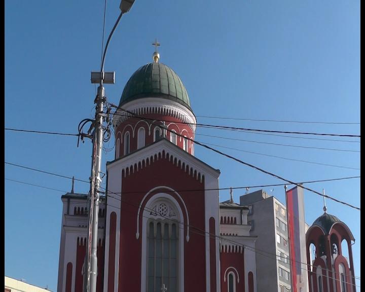 Sutra praznik svete Trojice, gradska slava i litija u Kruševcu