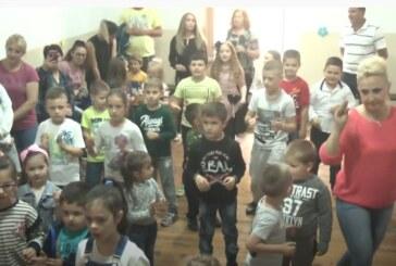 "Radionica ""Zaigraj – zapleši"" u Domu kulture u Parunovcu"