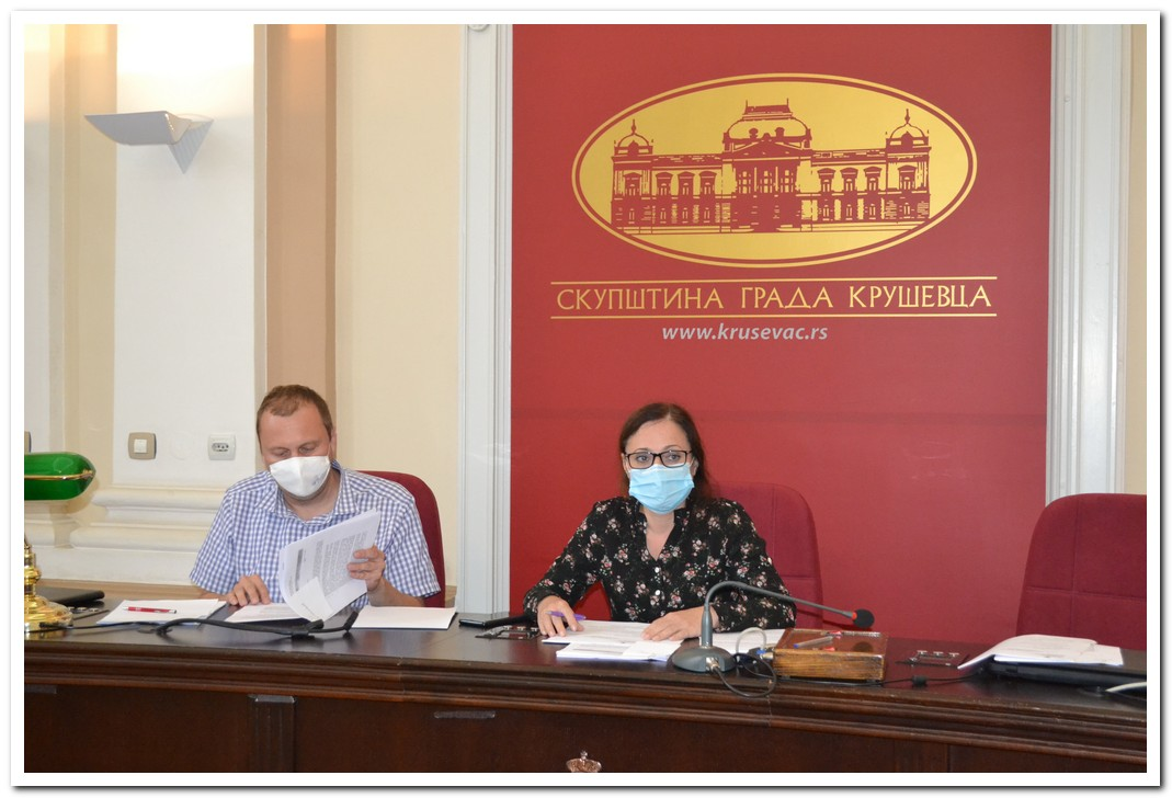 Проглашена ванредна ситуација у Крушевцу