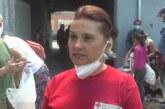 Volonteri Crvenog krsta delili pakete pomoći korisnicima Narodne kuhinje u Kruševcu