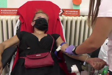 Redovna letnja akcija dobrovoljnog davanja krvi