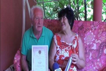 "Dobitnici priznanja ""Sveti Petar i Fevronija"" – 50 godina braka"